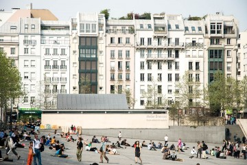 Centre Pompidou / Paris