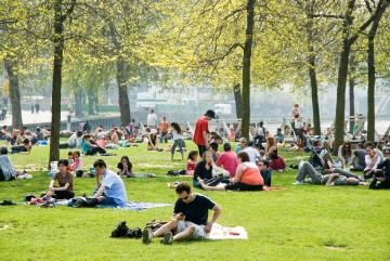 Parc de la Villette / Paris